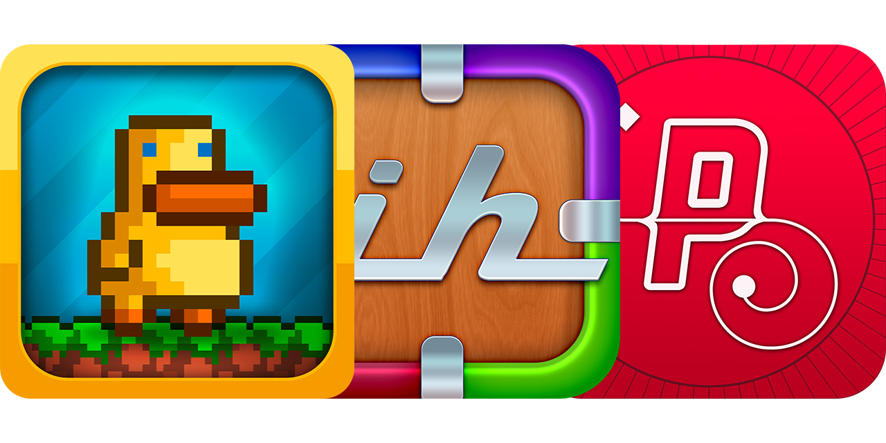 Today's Best Apps: Gravity Duck, JukeboxHero And Path On