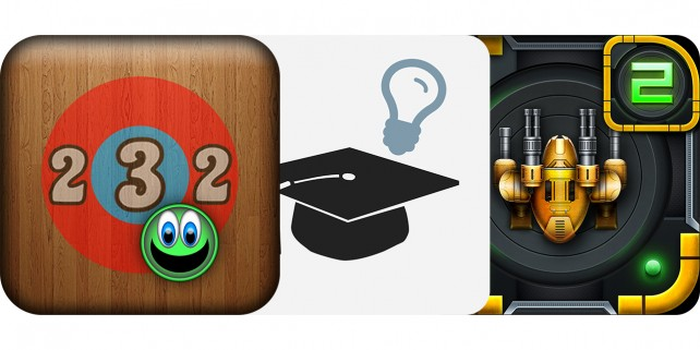 Today's Best Apps: Puck Me, Stack-Ed And Robokill 2