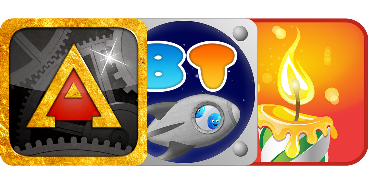 Today's Best Apps: Aureus, Bubble Trouble Space And Dynamite Candles