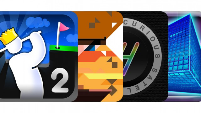 Today's Best Apps: Super Stickman Golf 2, Ridiculous Fishing, Huemore And More