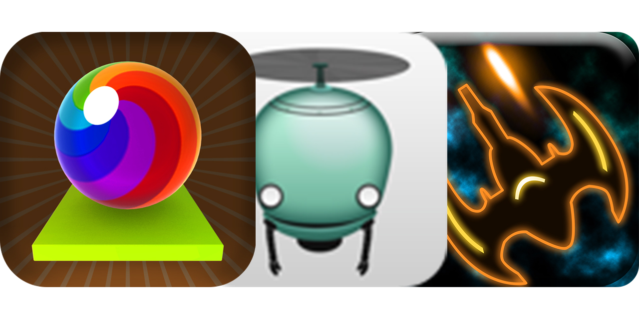 Today's Best Apps: Marbelous, Unmechanical And Plasma-Sky