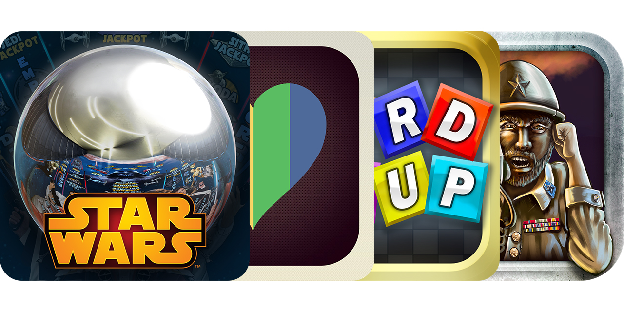 Today's Best Apps: Star Wars Pinball, Gramatica, Word Soup And The Battle For Hill 218