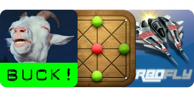 Today's Best Apps: Goatup 2, Cabrais And TurboFly HD