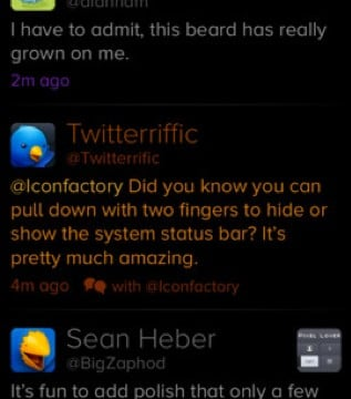 Twitterrific 5 Update Brings A Great Feature, With One Small Catch