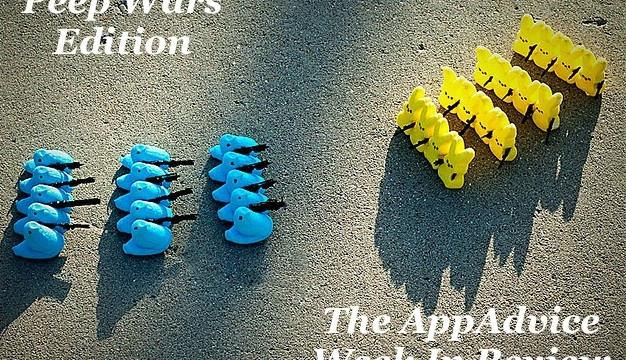 The AppAdvice Week In Review: Peeps, 'Star Wars,' And The 'iPhone 5S'