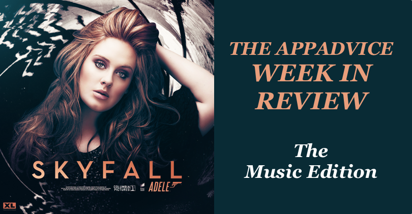 The AppAdvice Week In Review: The Music Edition