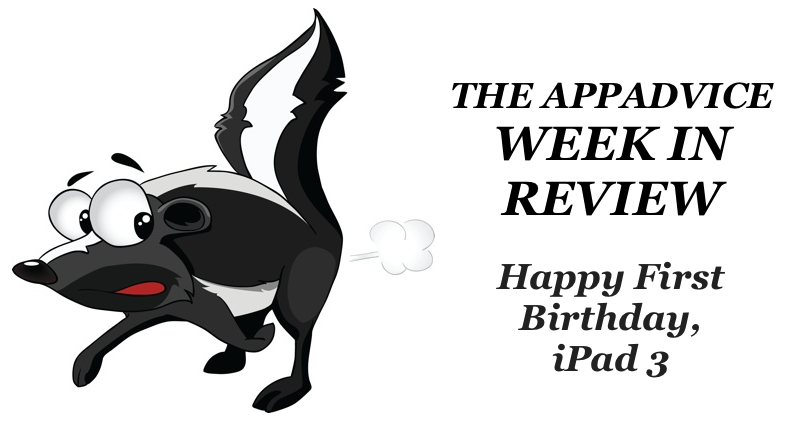 The AppAdvice Week In Review: The iPhone 5S And A Forgotten iPad Birthday