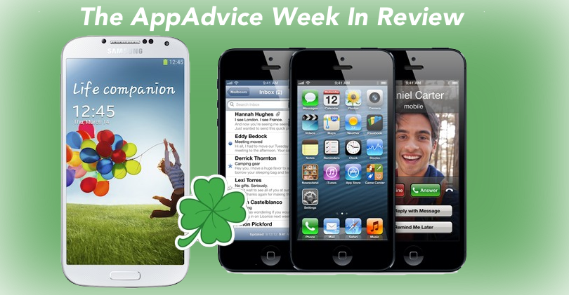 The AppAdvice Week In Review: Samsung's Bizarre Party And Apple's Response