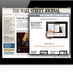The Wall Street Journal App Goes Social