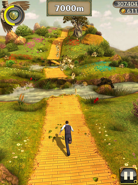 Temple Run: Oz Welcomes You To Winkie Country In New App Update