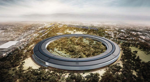 Apple Hires 'Spaceship' Firm To Design Future Retail Stores