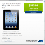Best Buy Is Offering Retina Display iPads At 30 Percent Off Retail