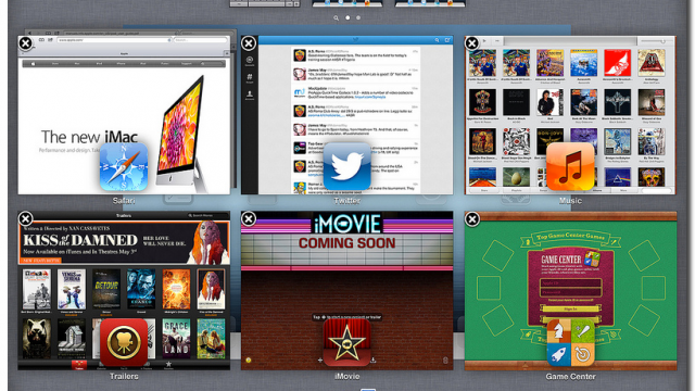 A New iOS 7 Concept Includes A New Take On Widgets, Addition Of Mission Control And More