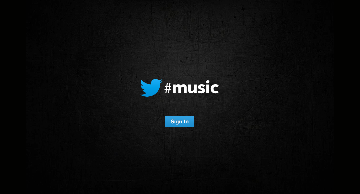 The New Twitter Music Service Launches, But Not For You