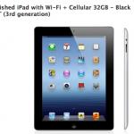 Apple Drops The Price On Refurbished iPads