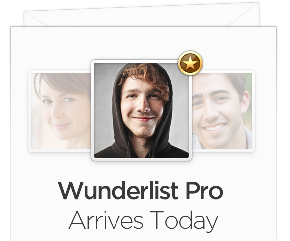 Wunderlist Pro Offers New Collaboration Tools To Business Users