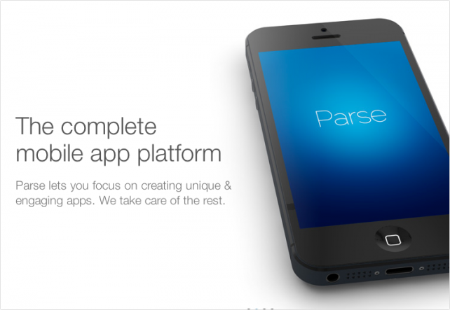 Facebook Buys Cloud App Platform Parse