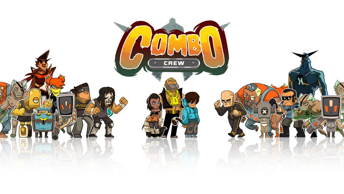 The Arcade Action Game Combo Crew Is Set To Launch In May