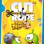 Waste No Time And Download Cut The Rope: Time Travel Right Now