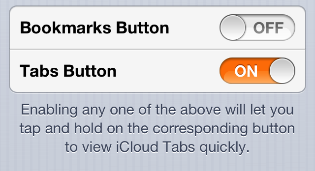Cydia Tweak: CloudLover Provides Quick Access To iCloud Tabs In Safari For iOS