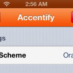 Cydia Tweak: Brighten Up Your iPhone With Accentify