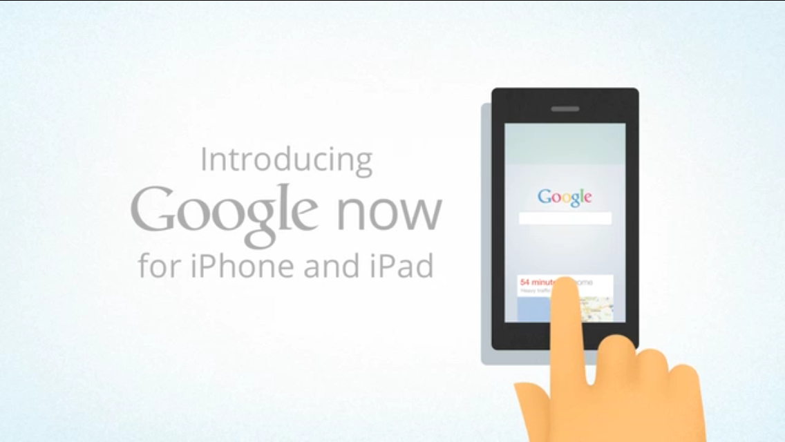 Google Now For iOS Hits The Universal Search App
