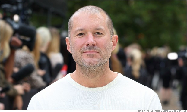 Jony Ive Named One Of Time's 100 Most Influential People