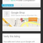 Google Launches New, Dedicated iPhone App For Business Owners