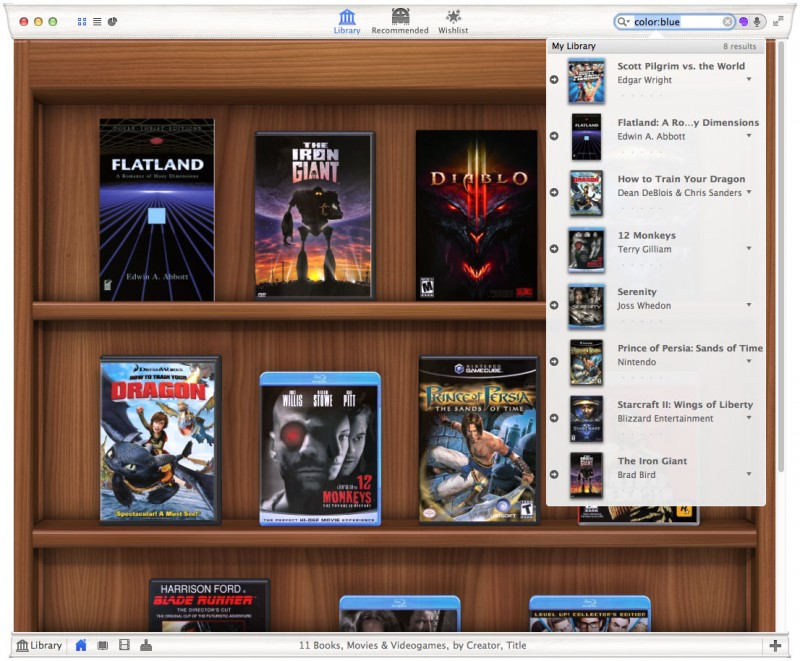 Delicious Library 3 For Mac To Launch Alongside Barcode Scanning iOS App