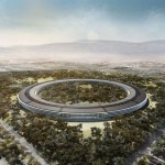 Apple Updates Campus 2 Proposal With Bike Paths, Walkways And Parking