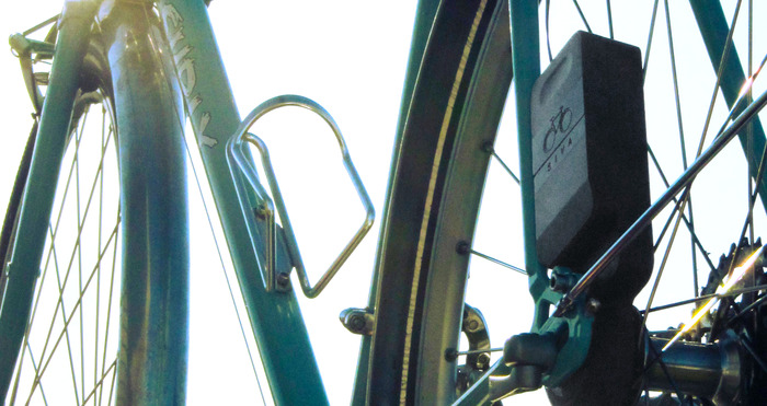 The Atom, A Bike-Powered Phone Charger And Battery Pack, Hits Kickstarter