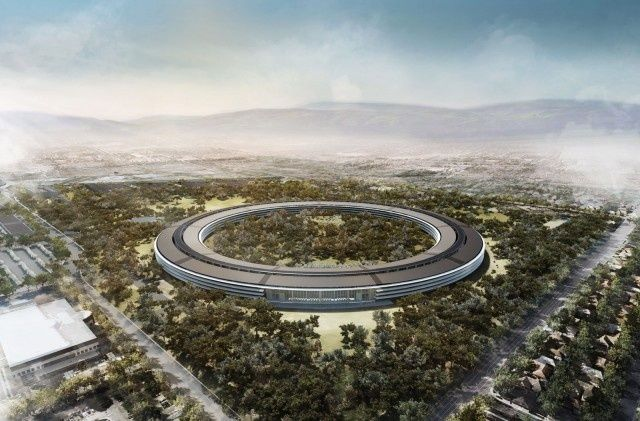 Apple Once Again Seeks Feedback On Campus 2 From Local Residents