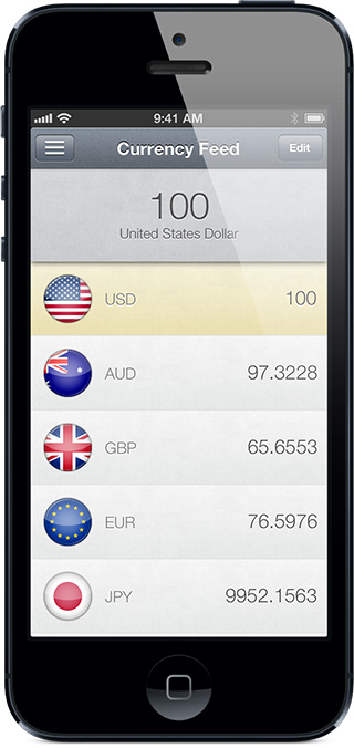 Exchanger Offers An Attractive Alternative Conversion App For iPhone