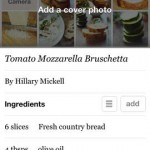 Now You Can Share Your Own Recipes With Other Foodies With Foodily Originals