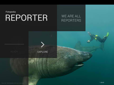 Using Fotopedia Reporter, You Can Easily Tell Great Stories With Great Photos