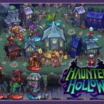 Monstrous Mansions And Creepy Creatures Await In Haunted Hollow
