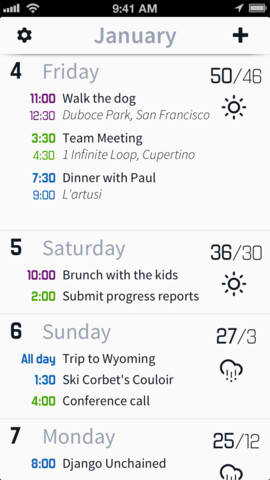 Horizon Calendar 2.0 Brings Natural Language Input And Other Major Improvements