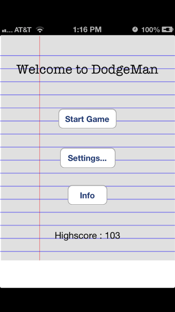 Quirky App Of The Day: Avoid An Icy Death In DodgeMan