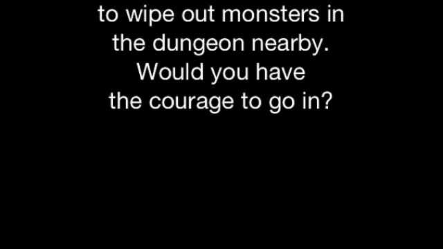 Quirky App Of The Day: Clear Out The Monsters In B&W Dungeon