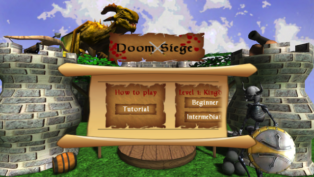 Quirky App Of The Day: Protect Your Gold In Doom Siege