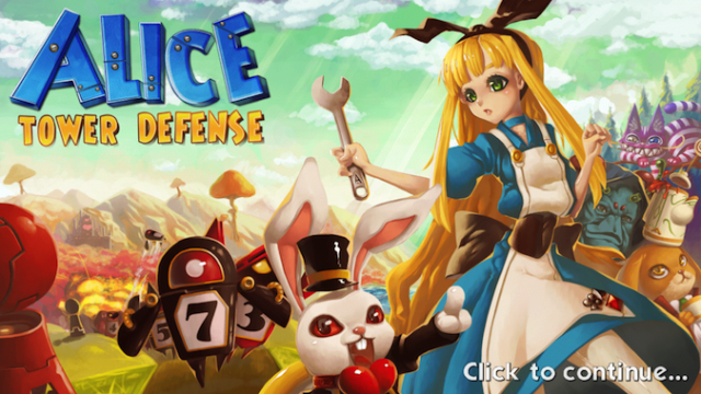 Quirky App Of The Day: Combine Chess And Steampunk In Alice TD
