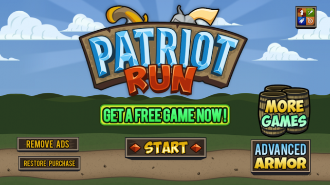 Quirky App Of The Day: Patriot Run Has These Presidents Running For More Than Office