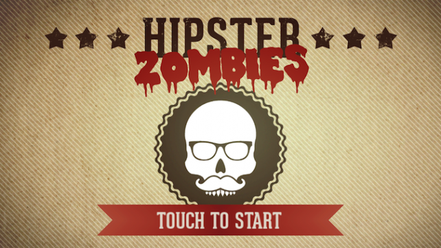 Quirky App Of The Day: Hipster Zombies Were Undead Before It Was Cool