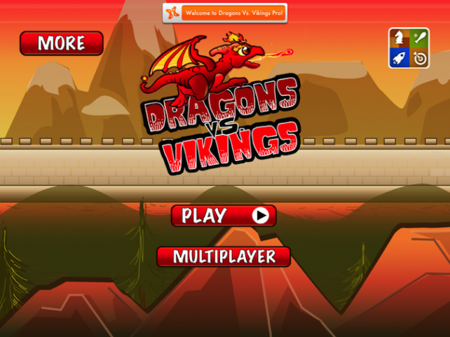 Quirky App Of The Day: Dragons Vs. Vikings