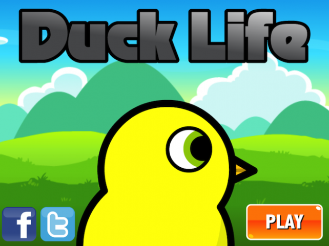 Quirky App Of The Day: Get Your Ducks In A Row In Duck Life