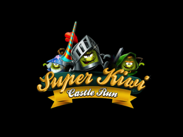 Quirky App Of The Day: Play With Your Food In Super Kiwi Castle Run