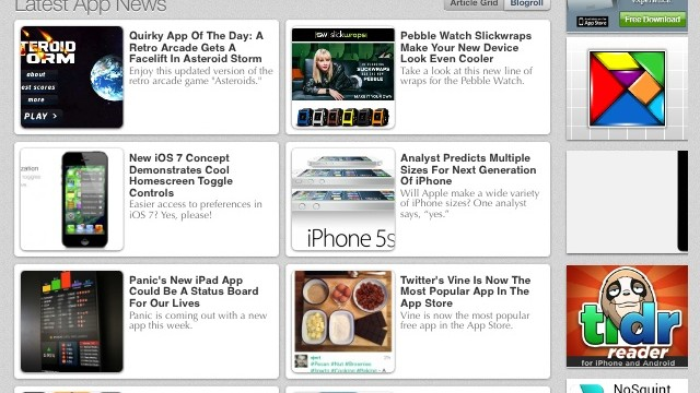 Google Updates Chrome for iOS, Adds Full Screen Browsing For iPhone, AirPrint Support