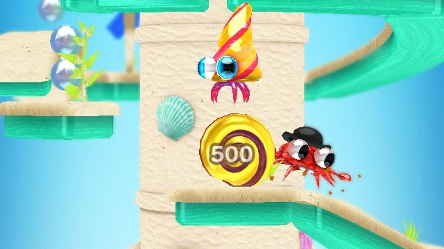 Save Mr. Crab From The Cutest Enemies You'll Ever See