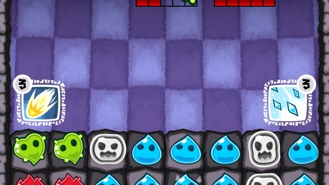 Fend Off Monsters With Elemental Magic In Monster Defense