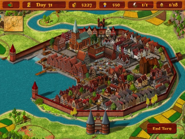 Build Your Reputation Of The Town's Entrepreneur As A Medieval Merchant